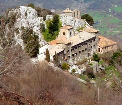 Monte Rio Ca >> Monti Prenestini - Sentiero Woityla
