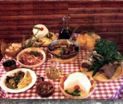 mariajose la cocina romana