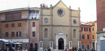 Tivoli la chiesa di s biagio - Finestre circolari delle chiese gotiche ...