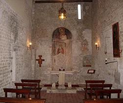 Tivoli chiesa ed ex convento di san pastore parte 1 for Interno a un convento