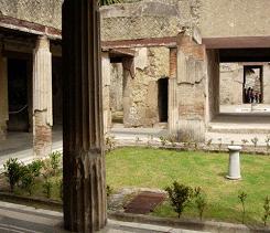 L 39 antica roma le domus for Interno casa antica
