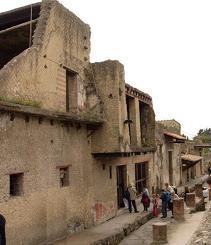 L 39 antica roma le insulae e i quartieri popolari for Piani di casa bassa architettura del paese