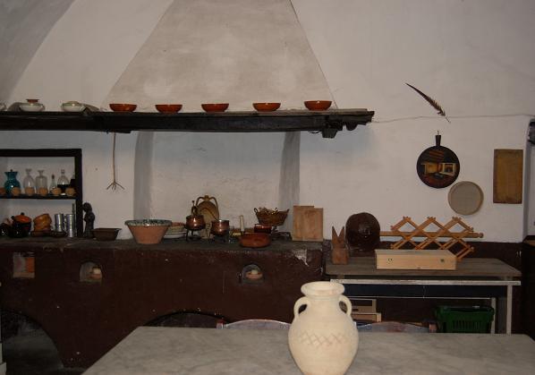 Le antiche cucine
